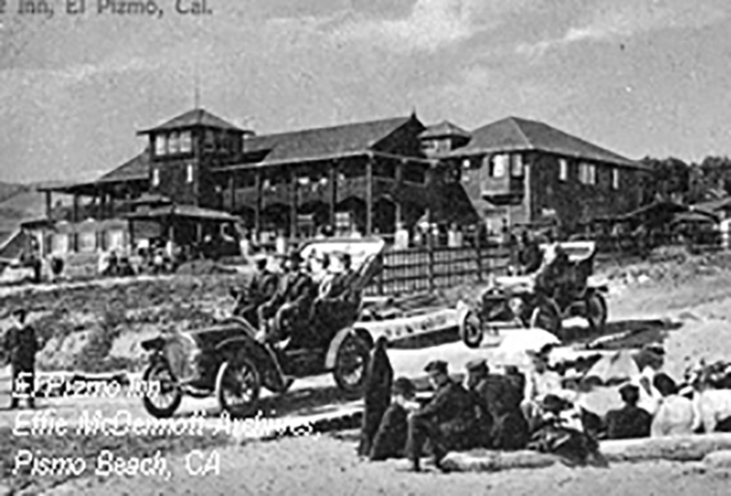 The History Of The Pismo Beach Car Show By Effie McDermott Just - Classic car show pismo beach